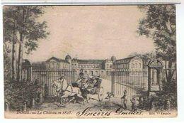 BELGIQUE  BELOEIL CHATEAU EN 1825  1900 - Beloeil