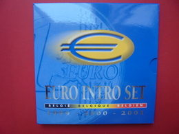 BELGIQUE FDC 1999-2000-2001 - Belgium
