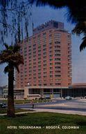 COLOMBIE  BOGOTA - HOTEL TEQUENDAMA - Colombie