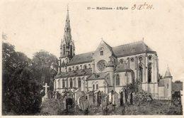 ( 62 ) - HALLINES - L'église - Other Municipalities