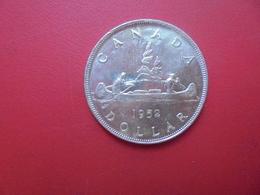 CANADA 1$ 1952 ARGENT QUALITE SUP/FDC !!! - Canada