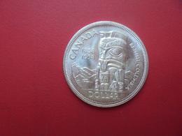 CANADA 1$ 1958 ARGENT QUALITE SUP/FDC !!! - Canada