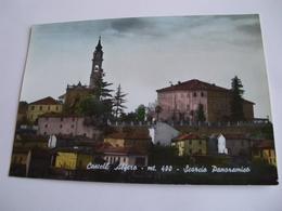 Asti - Castell'Alfero Scorcio Panoramico - Asti