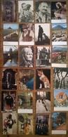 Lot De 24 Cartes Postales Photographe Albert MONIER /c - Monier