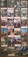 Lot De 24 Cartes Postales Photographe Albert MONIER / PARIS - Monier