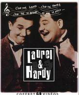 Coffret Laurel & Hardy 6 VHS - Video Tapes (VHS)