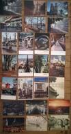 Lot De 24 Cartes Postales Photographe Albert MONIER / PARIS /b - Monier