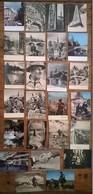 Lot De 25 Cartes Postales Photographe Albert MONIER / PARIS & Personnages - Monier