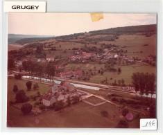 21 - COTE D 'OR / Cliché Unique Epreuve COMBIER - Format 17 X 11,5 Cm - Grugey - Other Municipalities
