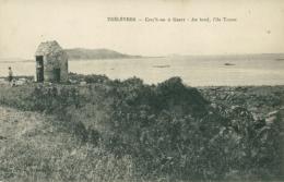 22 TRELEVERN / Crec'h-an Ti Guert  Au Fond, L'Ile Tomet / - Autres Communes