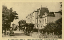 29 FOUESNANT / Beg Meil  L'Hôtel Des Dunes / - Fouesnant