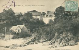 29 FOUESNANT / Beg Meil  L'Hôtel Des Bains Ou De La Plage / - Fouesnant