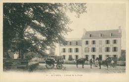 29 FOUESNANT / Beg Meil L'Hôtel De La Plage / - Fouesnant