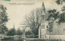 29 MOELAN SUR MER  / Ensemble De L'église Saint-Philibert / - Moëlan-sur-Mer