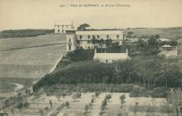 29 MOELAN SUR MER  / Hôtel De Kerfany / - Moëlan-sur-Mer