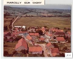 21 - COTE D 'OR / Cliché Unique Epreuve COMBIER - Format 17 X 11,5 Cm - Marcilly Sur Ogny - France