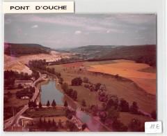 21 - COTE D 'OR / Cliché Unique Epreuve COMBIER - Format 17 X 11,5 Cm - Pont D' Ouche - Other Municipalities