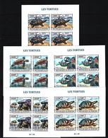 M22. Burundi - MNH - Animals & Fauna - Mammals - Turtle - Imperf - Stamps