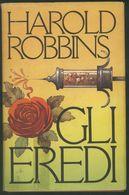 LIBRO -GLI EREDI -HAROLD ROBBINS -MONDADORI 1983 - Books, Magazines, Comics