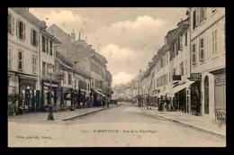 73 - ALBERTVILLE - RUE DE LA REPUBLIQUE - Albertville