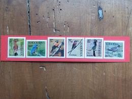 EX COLONIE INGLESI - RHODESIA - Uccelli Nuovi ** + Spese Postali - Gran Bretagna (vecchie Colonie E Protettorati)