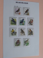Lotje VOGELS / Des OISEAUX / BIRDS / VÖGEL 1993 - 1996 ( 10 Stuks > Zie Foto's ) ! - Belgique