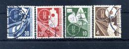 1953 RFT SET USATO - [7] République Fédérale