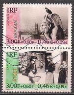 Frankreich  (1999)  Mi.Nr.  3405 + 3408  Gest. / Used  (15bc06) - Frankreich