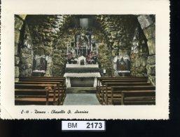 BM2173, Syrien, Damaskus, Chapelle St. Ananias, AK Gelaufen 1955 - Syrien