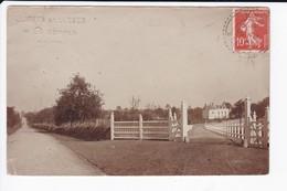 CARTE PHOTO - COMMER - CHATEAU DE LA COUR - 53 - Autres Communes
