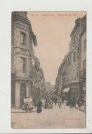 CPA - MOULINS - Rue D'Allier - Moulins