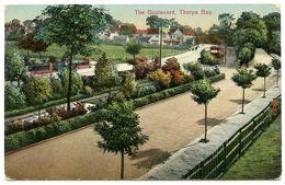 SOUTHEND : THORPE BAY - THE BOULEVARD - Southend, Westcliff & Leigh