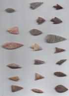 Box095 Flêches Du Néolithique Du Sahara - Archéologie