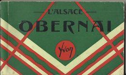 OBERNAI - Carnet De 12 Cartes-vues - YVON - N°41 à 52 Série La Douce France - Obernai