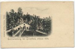 1 Postcard Austria Calvarienberg Bei Lilienfeld, Ertaut 1674 - Österreich
