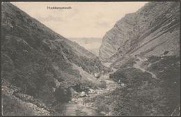 Heddonsmouth, Devon, 1913 - Montague Cooper Postcard - England