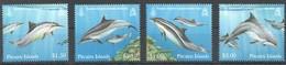 Pitcairn Islands 2012 Yvertn° 772-775  *** MNH Cote 20 Euro Faune Dauphins Dolfijnen Delphins - Timbres