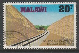 Malawi 1979 Opening Of Salima-Lilongwe Railway Line - Malawi (1964-...)