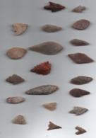 Box103 Flêches Du Néolithique Du Sahara - Archéologie