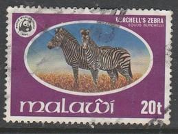 Malawi 1978 Wildlife - Malawi (1964-...)