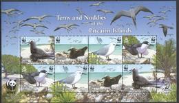 Pitcairn Islands 2007 Yvertn° Bloc 41  *** MNH Cote 26 Euro Faune WWF Oiseaux Vogels Birds - Pitcairn