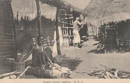 Kenya  BEA  Swahili  Woman Washing    RP Ky628 - Kenya