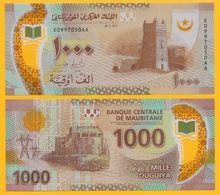 Mauritania 1000 Ouguiya P-new 2017 (2018) UNC - Mauritania