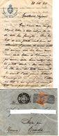 B 2074 - Prima Guerra Mondiale, 1914-18, Intendenza Generale Dell'Esercito, Croce Rossa - 1914-18