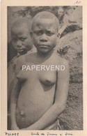 Kenya  BEA Pigmy  Girl Topless     RP Ky633 - Kenya