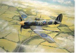 Hawker Aercraft RAF TyphoonTempest FMK Royal Air Force Pcm - 1946-....: Ere Moderne