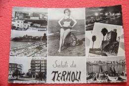 Termoli Campobasso Vedutine 1960 - Unclassified