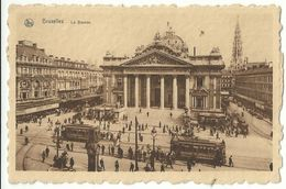 Bruxelles - La Bourse - Marktpleinen, Pleinen