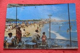 Campomarino Lido Campobasso La Spiaggia 1981 Piccola Mancanza In Angolo Sinistro Alto - Unclassified