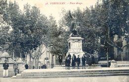 66 - Perpignan - Place Arago - Perpignan